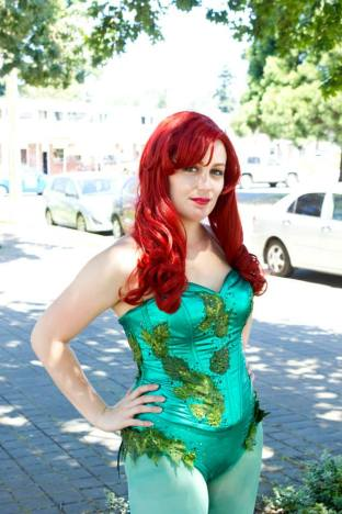 Poison Ivy courtesy of Phil Fogel Photography